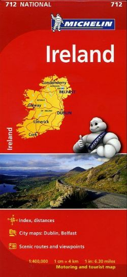 Ireland Country Maps